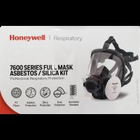 HoneyWell North 7600 Medium Full Face Respirator Medical & Industry Mask + N7500P3 Filters
