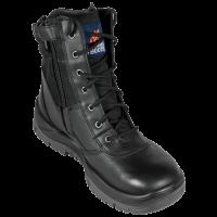 Mongrel Black High Leg ZipSider Boot (251020)