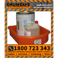 25 LITRE BUND Drumsafe Spill Prevention Secondary Containment