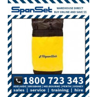 30 metre rope bag with drawstring and gusset