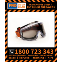 3702 Series Smoke Goggle (EPPRO 3702 WSG)