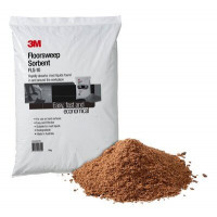 3M Floorsweep Biodegradable Sorbent 10kg (FLS-10)