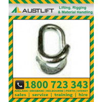 3mm Split Link, Zinc (701030)