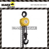 Beaver 3t Chain Block 3m Or 6m