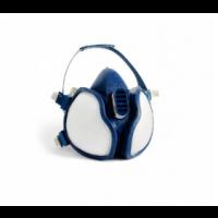 3M Disposable Half Face Respirator - Organic Vapour/Particulate - A1P2 (4251)