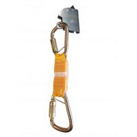 Fall Arresters 8mm Climber inc Shockabsorber  Triple action