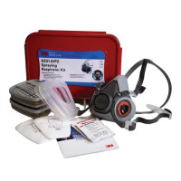3M Medical & Industry Respirator Kit- A1P2 (6251) Medium