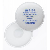 3M P2 Particulate Disc Filter (2125), NO Order Cancellations/ NO Stock Returns /NO refunds