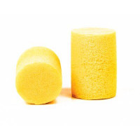 (Case of 10 boxes) 3M Yellow Uncorded Earplugs in Pillow Pack Class 4 SLC80 23dB (200 pairs per box) (70071515848)