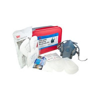3M P2/ N95 Medical & Industry Respirator Kit - A1P2 (7551)- Large