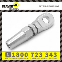 Beaver Stainless Steel 316 Swageless Terminal Fitting (782908s)