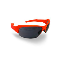 Pro Choice Throttle Hi Vis Orange Frame Smoke Lens (80820)