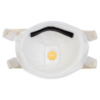 (Case of 8 boxes) 3M P2 Welding Fume Respirator with valve (8512)
