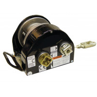 DBI SALA Advanced Winch Digital 100 Series Power Drive & Removable Handle 27m 5mm Galvanised Cable