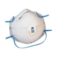 (Case of 6 boxes) 3M GP2 Particulate, Nuisance Vapours & Odours Respirator with valve (8577)