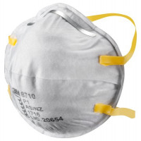 (Case of 8 boxes) 3M P1 Cupped Particulate Respirator (8710),Respiratory Products,No Confirmed ETA
