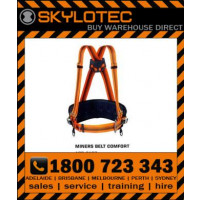 Skylotec Miners Belt Comfort with adjustable braces, back pad & equipment straps (ACS-0187)