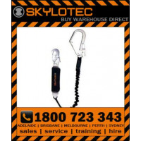 Skylotec BFD Flex Elasticated Single Leg Lanyard (L-AUS-0543-1.5)