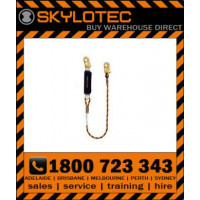 Skylotec BFD SK12 11mm Kernmantle rope Single leg 23mm gate Double action snap hooks Rated 100kg (L-AUS-0089-1.5)
