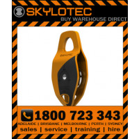 Skylotec Standard Roll 2L - 32kN Single roll Aluminium & ABS pulley, 212g, 17mm eye. 2 cut-outs, 13mm (H-072)