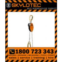 Skylotec Milan 2.0 - Basic Evacuation Device Rescue & Evacuation KIT 20m (ResSK SET-236-20)