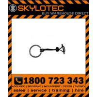 Skylotec Tool Adaptor - metal ring with tool loop. 160mm (ACS-0183)