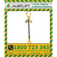 8mm X 4m Single Leg Chain Sling (920814)