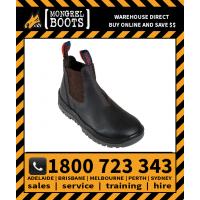 Mongrel Oil Kip Elastic Sided Work Boot (916030)