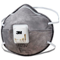 (Case of 6 boxes) 3M P2 Particulate, Nuisance Vapours & Odours Respirator with valve (9923V),Respiratory Products., NO Confirmed ETA