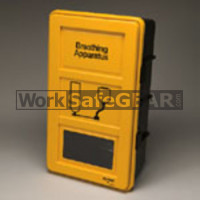 Allegro Emergency Respirator Wall Case (4500-WSG)