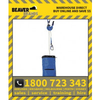 Beaver Rescue Automatic Descender 15mtr Rope (Bfmrg1115)