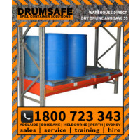 BUND-A-RACK Drumsafe Spill Prevention Secondary Containment