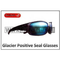 Bandit III GLACIER Positive Seal Safety Glasses Eye Protection Specs (5507-Glacier)