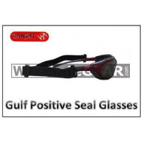 Bandit III GULF Positive Seal Safety Glasses Eye Protection Specs (350-Gulf)