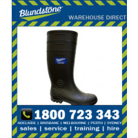 Blundstone Style 001 Black Waterproof Weatherseal General Purpose Gumboot