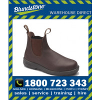 Blundstone Style 200 Chestnut Water Resistant Premium Leather Elastic Side
