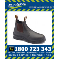 Blundstone Style 405 Brown Waxy Leather Elastic Side Boot