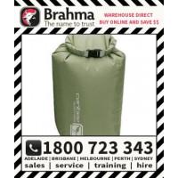 Brahma Caribee 100% Waterproof Dry Shell Storage Olive L (1238)