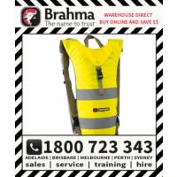 Brahma Caribee Hi Vis Nuke Hydration Back Pack 2L Yellow Drink Bladder Bag (63241)