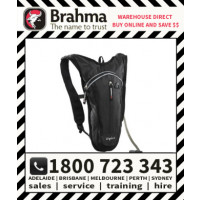 Brahma Caribee Hydra Hydration Drink Water Bladder Back Pack 1.5L Black (63210)
