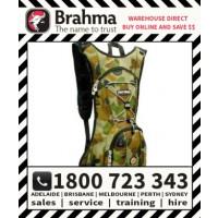 Brahma Caribee Quencher 2L Hydration Back Pack Australian Camouflage Pattern (63144) Drink Bladder Bag