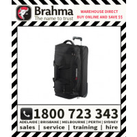 Brahma Caribee Scarecrow Trolley Travel Duffel Bag All-Terrain Luggage 75L Black (5740)
