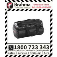 Brahma Caribee Water Resistant Weather Proof Kokoda Gear Bag 90L Black (58071)