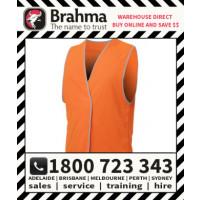 Brahma Hi Vis Reno Day Mesh Work Vest