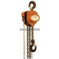 CHAIN HOIST, 5Tx3.0M, 'S' SERIES OZ BLOK, SOCB5