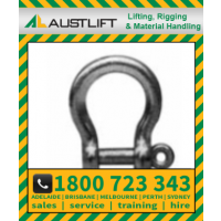 Commercial Bow Shackle 0250kg 8mm (501508)