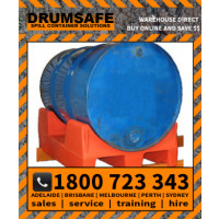 DRUMCRADLE - FRONT ENTRY Drumsafe Spill Prevention Secondary Containment
