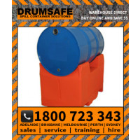 DRUMCRADLE PEDESTAL Drumsafe Spill Prevention Secondary Containment