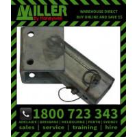 DuraHoist Signle Direction Bumper Reciever (Dada DH-17 WSG)