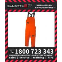 Elliotts ARCSAFE W24 Switching Bib and Brace Trousers Orange (EASCTW24)
